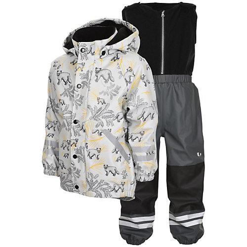 Комплект Lindberg: куртка и полукобинезон - серый от Lindberg