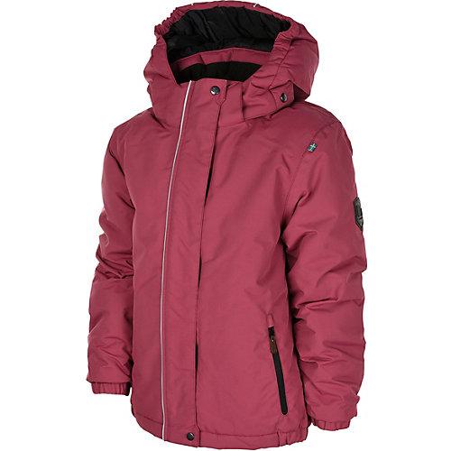 Утеплённая куртка Lindberg - темно-розовый от Lindberg