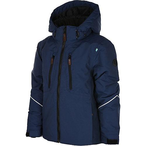 Утеплённая куртка Lindberg - темно-синий от Lindberg