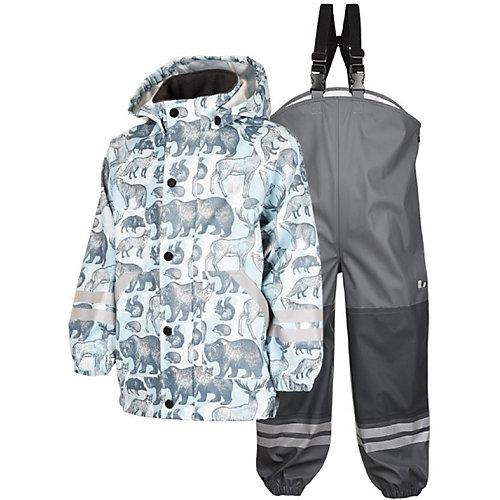 Комплект Lindberg: куртка и полукобинезон - голубой от Lindberg