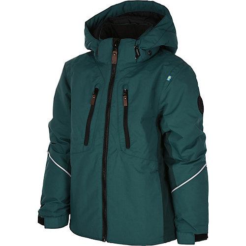 Утеплённая куртка Lindberg - темно-зеленый от Lindberg