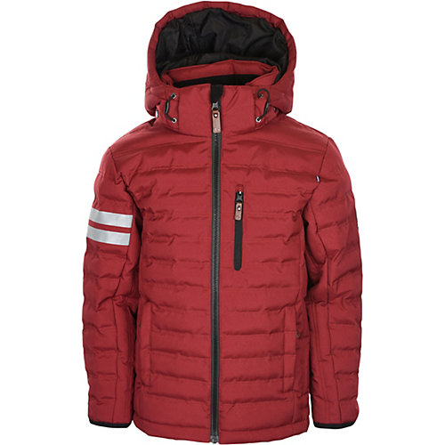 Утеплённая куртка Lindberg - красный от Lindberg