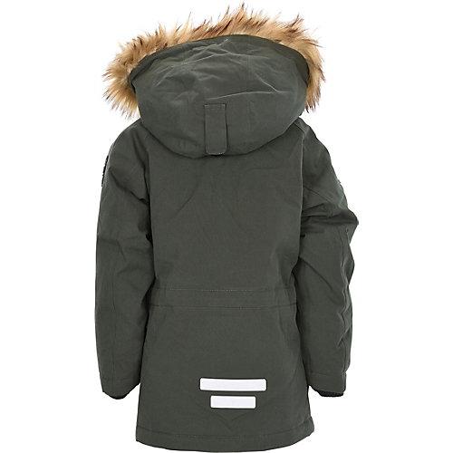 Утеплённая куртка Lindberg - зеленый от Lindberg