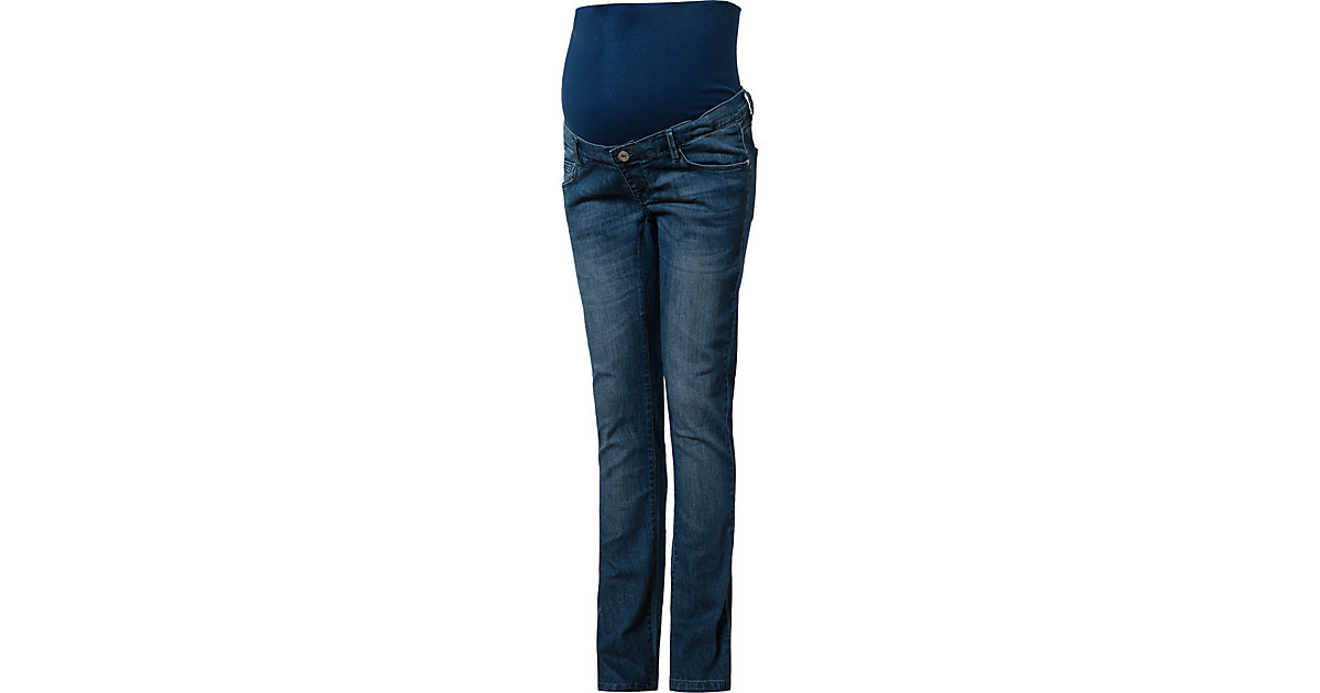 Umstandsjeans blue denim Gr. 27 Damen Kinder