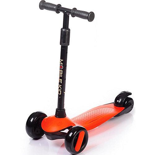 Трёхколёсный самокат Mobile Kid Smartyco от Baby Hit
