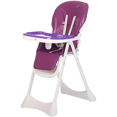 Стульчик для кормления Baby Hit Muffin, фиолетовый от Baby Hit