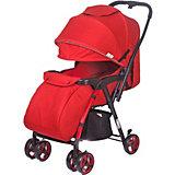 Прогулочная коляска Baby Hit Floret, красная