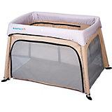 Кровать-манеж Baby Hit Dream & Play, бежевая