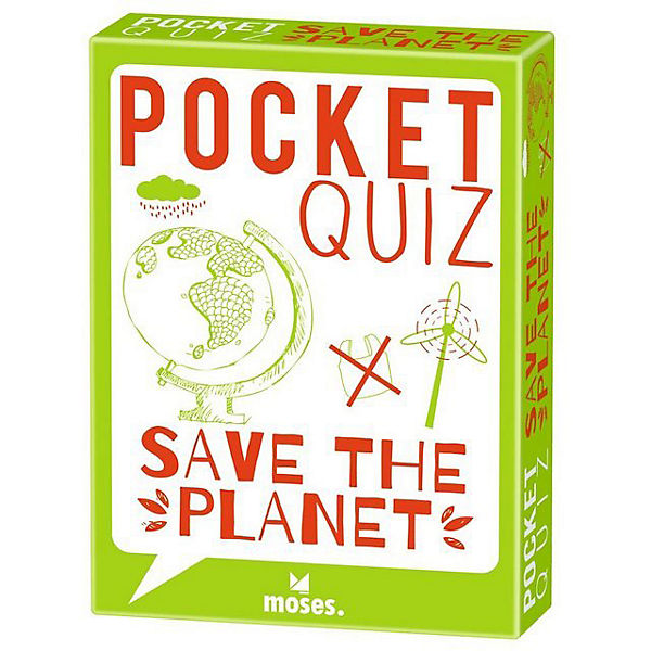 Pocket Quiz Save the planet