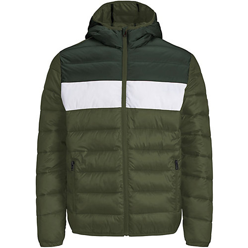 Демисезонная куртка Jack & Jones Junior - olive от JACK & JONES Junior