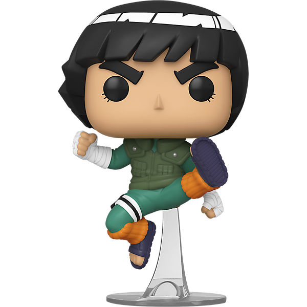 POP Animation - Naruto - Rock Lee