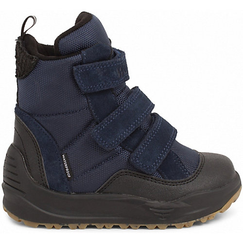 Утепленные ботинки Woden - синий от Woden