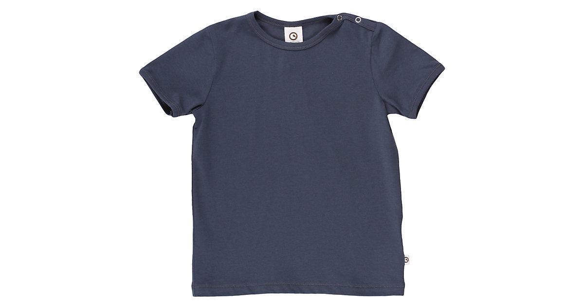 T-Shirt T-Shirts  blau Gr. 74 Jungen Kinder