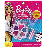 Набор косметики для девочек Милая Леди Barbie