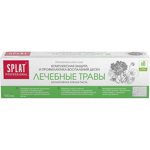 Зубная паста Splat Professional Лечебные травы, 100 мл