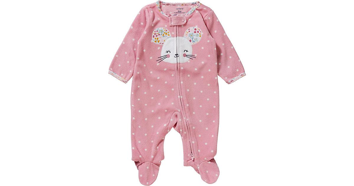 Baby Schlafanzug  pink Gr. 68 Mädchen Baby