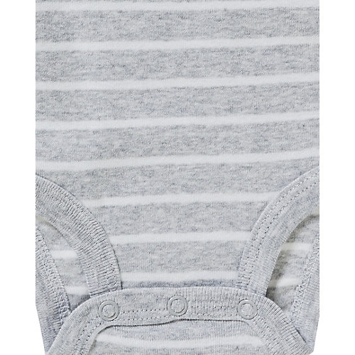 Боди Carter`s, 4 шт - сине-серый от carter`s
