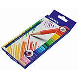 Цветные треугольные карандаши, 12 шт.