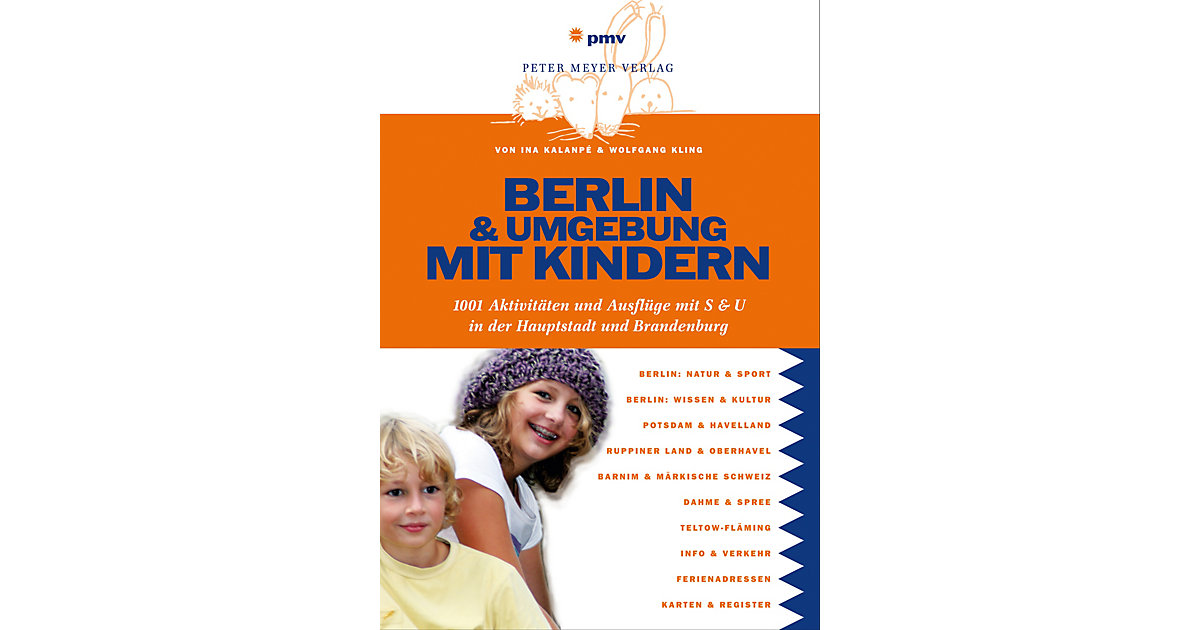 Berlin und Umgebung mit Kindern