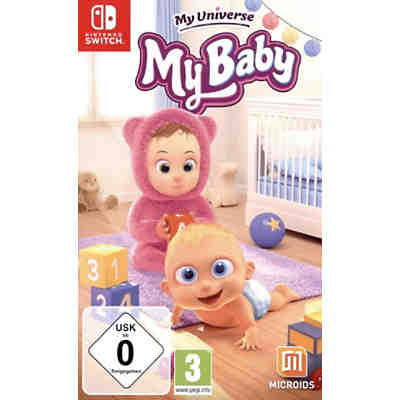 Nintendo Switch My Universe - My Baby