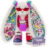 Мягкая игрушка Зайка Piglette Рокси Токсик, 35 см
