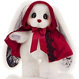 Мягкая игрушка Зайка Piglette Красная Шапочка, 35 см