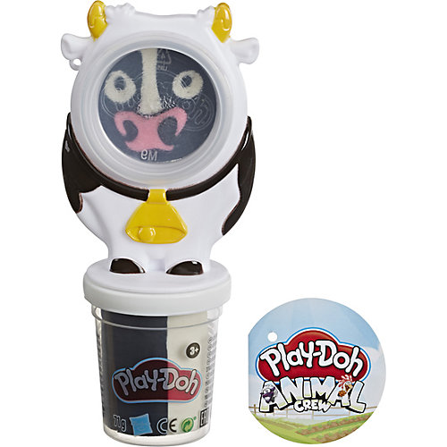 """Набор игровой Play-Doh """"Жители фермы"""" Корова от Hasbro"""