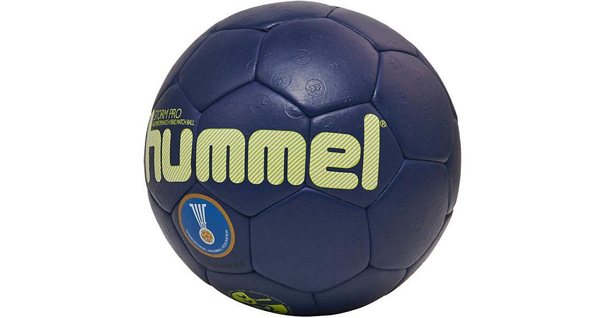 Handball STORM PRO Spielbälle dunkelblau