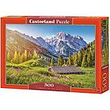 Пазл Castorland Лето в Альпах, 500 элементов