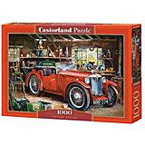 Пазл Castorland Старинный гараж, 1000 элементов