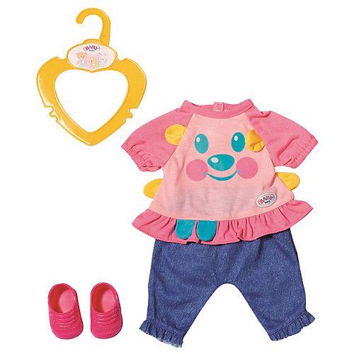 Костюмчик Baby Born Little Casual для куклы 36 см , голубой от Zapf Creation