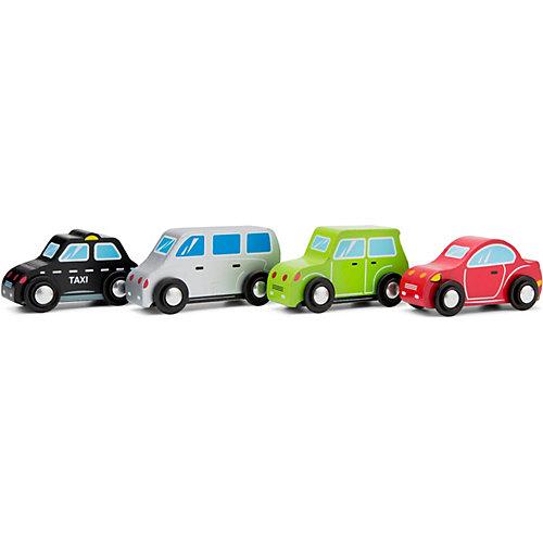 Набор машинок New Classic Toys, 4 шт от New Classic Toys