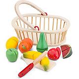Корзина с фруктами New Classic Toys