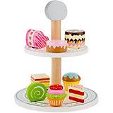 Набор пирожных с подставкой New Classic Toys