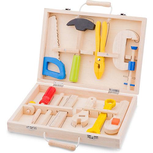 Набор инструментов New Classic Toys, 10 предметов от New Classic Toys