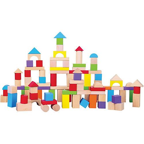 Набор геометрических фигурок New Classic Toys, 100 деталей от New Classic Toys