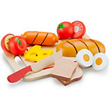 Набор продуктов New Classic Toys Завтрак