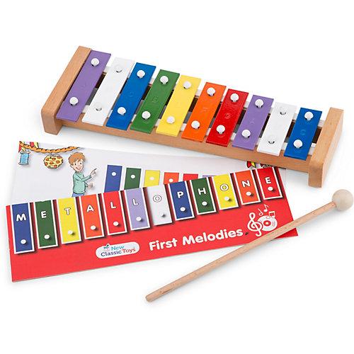 Металлофон New Classic Toys, 10 нот от New Classic Toys