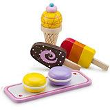 Набор с морожеными New Classic Toys