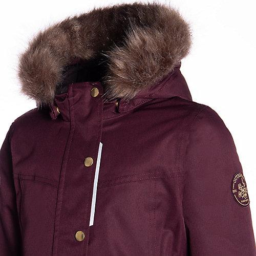 Утеплённая куртка Name it - бордовый от name it