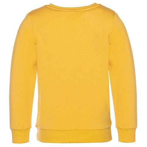 Толстовка name it - желтый от name it