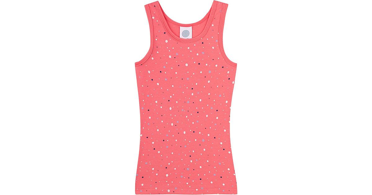Unterhemd  beige/rosa Gr. 104 Mädchen Kleinkinder
