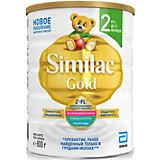 Молочная смесь Similac Gold 2, с 6 мес, 800 г