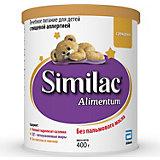 Молочная смесь Similac Alimentum, с 0 мес, 400 г