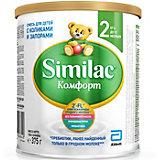 Молочная смесь Similac Комфорт 2, с 6 мес, 375 г