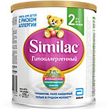 Молочная смесь Similac Гипоаллергенный 2, с 6 мес, 375 г