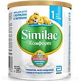 Молочная смесь Similac Комфорт 1, с 0 мес, 375 г