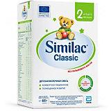 Молочная смесь Similac Classic 2, с 6 мес, 600 г