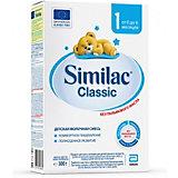 Молочная смесь Similac Classic 1, с 0 мес, 300 г