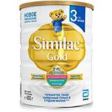 Молочная смесь Similac Gold 3, с 12 мес, 800 г